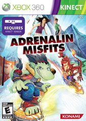 Adrenalin Misfits (Xbox 360) NEW