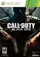 Call of Duty: Black Ops (Xbox 360) Pre-Owned: Game, Manual, and Case