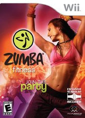 Zumba Fitness (Nintendo Wii) Pre-Owned: Game and Case