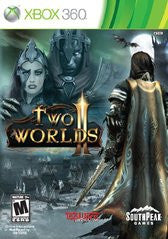 Two Worlds II (Xbox 360) Pre-Owned: Game, Manual, and Case