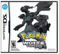 Pokemon White Version (Nintendo DS) Pre-Owned: Game, Manual, and Case
