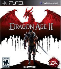Dragon Age II (Playstation 3) Pre-Owned: Game, Manual, and Case