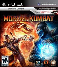 Mortal Kombat (Playstation 3) Pre-Owned: Game and Case