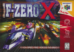 F-Zero X (Nintendo 64) Pre-Owned: Cartridge Only