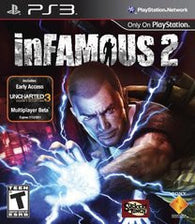 Infamous 2 (Playstation 3) Pre-Owned: Game, Manual, and Case