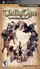 Tactics Ogre: Let Us Cling Together (Playstation Portable / PSP) Pre-Owned: Game, Manual, and Case