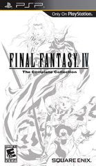 Final Fantasy IV The Complete Collection (Playstation Portable / PSP) Pre-Owned: Game, Manual, and Case
