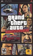 Grand Theft Auto Liberty City Stories (Playstation Portable / PSP) Pre-Owned: Game, Manual, and Case