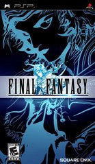 Final Fantasy (Playstation Portable / PSP) Pre-Owned: Game, Manual, and Case