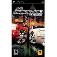 Midnight Club 3 DUB Edition (Playstation Portable / PSP) Pre-Owned: Game, Manual, and Case