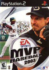 MVP Baseball 2003 (Playstation 2 / PS2) Pre-Owned: Game, Manual, and Case