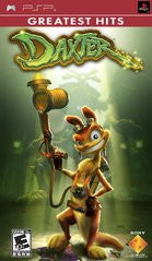 Daxter (Playstation Portable PSP) Pre-Owned: Game, Manual, and Case