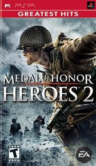 Medal of Honor Heroes 2 (Playstation Portable / PSP) Pre-Owned: Game, Manual, and Case