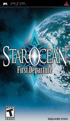 Star Ocean: First Departure (Playstation Portable / PSP) Pre-Owned: Game, Manual, and Case