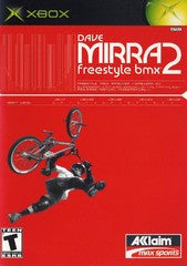 Dave Mirra Freestyle BMX 2 (Platinum Hits) (Xbox) NEW