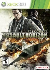 Ace Combat Assault Horizon (Xbox 360) Pre-Owned: Game, Manual, and Case