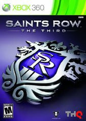 Saints Row The Third  (Xbox 360) Pre-Owned: Game and Case