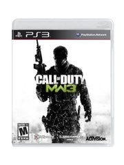 Call of Duty: Modern Warfare 3 (Playstation 3 / PS3) Pre-Owned: Game, Manual, and Case