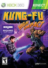 Kung Fu High Impact (Xbox 360) Pre-Owned: Game, Manual, and Case