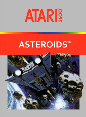 Asteroids - CX2649 (Atari 2600) Pre-Owned: Cartridge Only