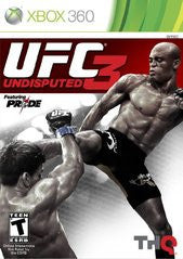UFC Undisputed 3 (Xbox 360) Pre-Owned: Disc(s) Only