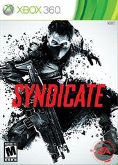 Syndicate (Xbox 360) Pre-Owned: Disc(s) Only