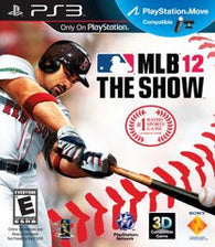 MLB 12: The Show (Playstation 3) Pre-Owned: Game, Manual, and Case