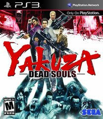 Yakuza Dead Souls (Playstation 3) Pre-Owned: Disc(s) Only