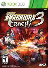 Warriors Orochi 3 (Xbox 360) Pre-Owned: Disc(s) Only