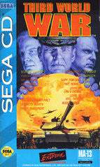 The Third World War (Sega CD) Pre-Owned: Game and Case