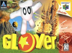 Glover (Nintendo 64 / N64) Pre-Owned: Cartridge Only
