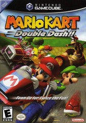 Mario Kart: Double Dash (Nintendo GameCube) Pre-Owned: Game, Manual, and Case