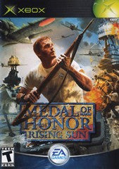 Medal of Honor Rising Sun (Xbox) Pre-Owned: Disc Only