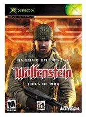 Return to Castle Wolfenstein (Xbox) Pre-Owned: Game, Manual, and Case