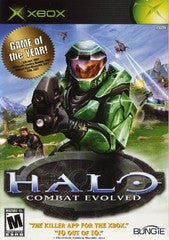 Halo: Combat Evolved (Xbox) Pre-Owned: Game, Manual, and Case