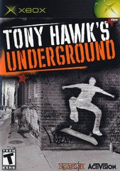Tony Hawk's Underground (Xbox) Pre-Owned