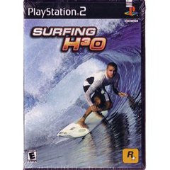 Surfing H30 (Playstation 2 / PS2) Pre-Owned: Game, Manual, and Case