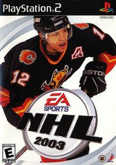 NHL 2003 (Playstation 2 / PS2) Pre-Owned: Game and Case