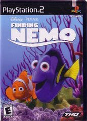 Finding Nemo (Playstation 2 / PS2) Pre-Owned: Game and Case
