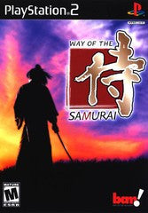 Way of the Samurai (Playstation 2) Pre-Owned: Disc(s) Only
