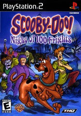 Scooby Doo Night of 100 Frights (Playstation 2 / PS2) Pre-Owned: Game, Manual, and Case