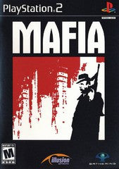 Mafia (Playstation 2) Pre-Owned: Game, Manual, and Case