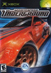 Need for Speed Underground (Xbox) Pre-Owned: Game, Manual, and Case