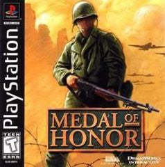 Medal of Honor (Playstation 1) Pre-Owned: Game, Manual, and Case