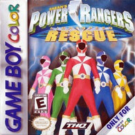 Power Rangers Lightspeed Rescue (Nintendo Game Boy Color) Pre-Owned: Cartridge Only