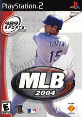 MLB 2004 (Playstation 2 / PS2) Pre-Owned: Game, Manual, and Case