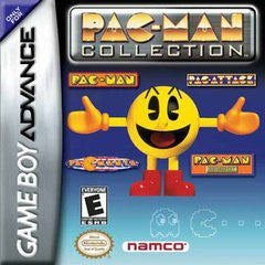 Pac-Man Collection (Nintendo Game Boy Advance) Pre-Owned: Game, Manual, and Box