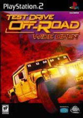 Test Drive Off Road (Playstation 2 / PS2) Pre-Owned: Game, Manual, and Case
