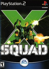 X-Squad (Playstation 2 / PS2) Pre-Owned: Game and Case