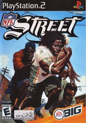 NFL Street (Playstation 2 / PS2) Pre-Owned: Game, Manual, and Case